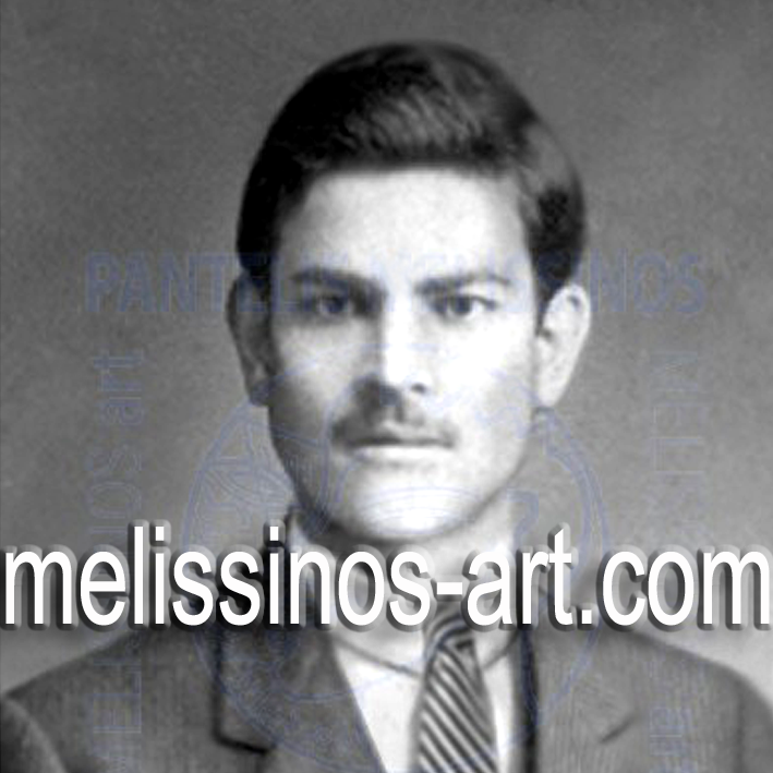 Georgios Melissinos, founder of the Melissinos Sandal Business, aged 20.